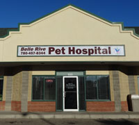 Belle Rive Pet Hospital Building